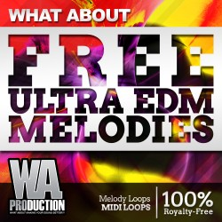 What About: FREE Ultra EDM Melodies
