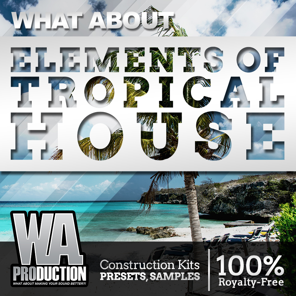 Ultimate List of FREE Tropical House Samples