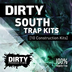 Dirty: South Trap Kits
