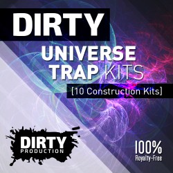Dirty: Universe Trap Kits