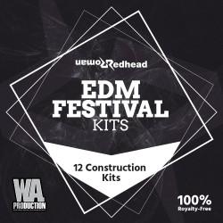 Redhead Roman: EDM Festival Kits