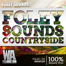 Foley Sounds: Countryside
