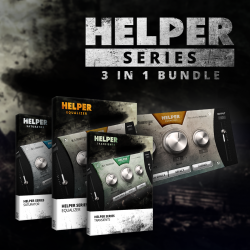 HELPER Series | 3in1 Bundle (+ FREE EDM Squad 2 Pack)