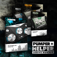 PUMPER + HELPER Series 3in1 Bundle