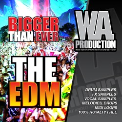 Bigger Than Ever: The EDM