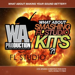 What About: Smashing FL Studio Kits