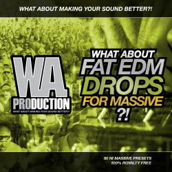 What About: Fat EDM Drops For Massive