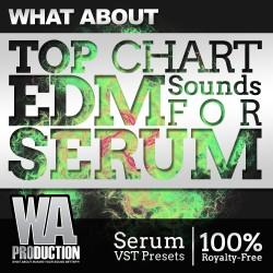 What About: Top Chart EDM Sounds For Serum