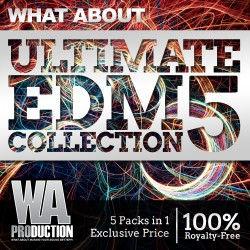 What About: Ultimate EDM Collection Vol 5