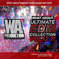 What About: Ultimate EDM Collection Vol 2