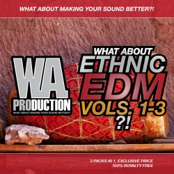 What About: Ethnic EDM Bundle (Vols 1-3)