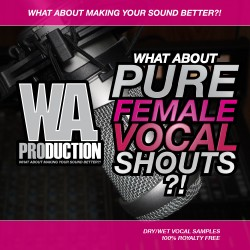 What About: Pure Female Vocal Shouts