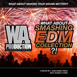 What About: Smashing EDM Collection