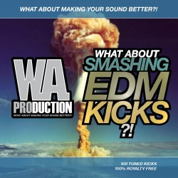 What About: Smashing EDM Kicks