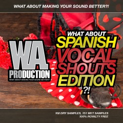 What About: Spanish Vocal Shouts Edition