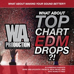 What About: Top Chart EDM Drops