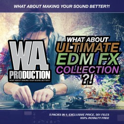 What About: Ultimate EDM FX Collection