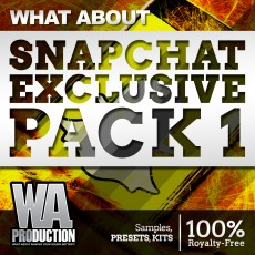 What About: Snapchat Exclusive Pack 1