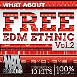 What About: Free Ethnic EDM Vol. 2