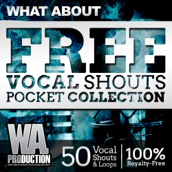 What About: Free Vocal Shouts Pocket Collection