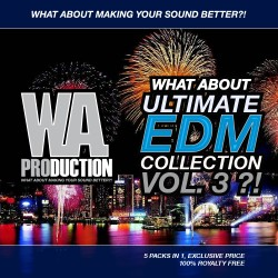 What About: Ultimate EDM Collection Vol 3