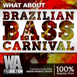 What About: Brazilian Bass Carnival