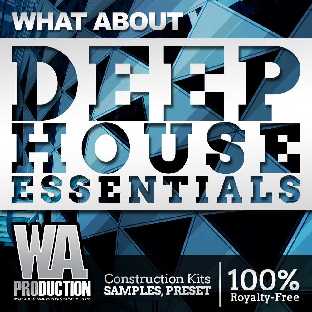 What about deep house essentials for Deep house covers