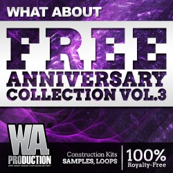 What About: FREE Anniversary Collection Vol. 3