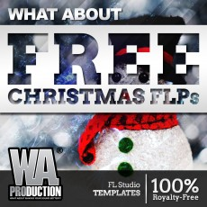 What About: FREE Christmas FL Studio Templates