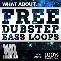 What About: FREE Dubstep Bass Loops