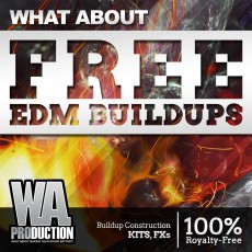 What About: FREE EDM Buildups