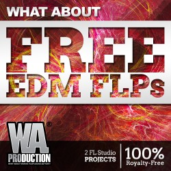 What About: Free EDM FLPs