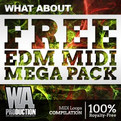 What About: FREE MIDI Mega Pack