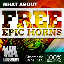 What About: Free Epic Horns