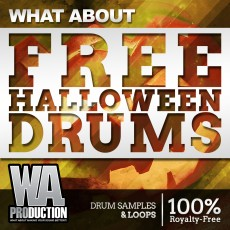 What About: Free Halloween Drums