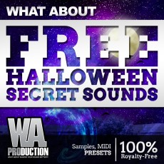 What About: Free Halloween Secret Sounds