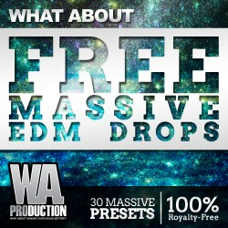 What About: Free Massive EDM Drops