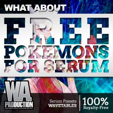 What About: Free Pokemons For Serum