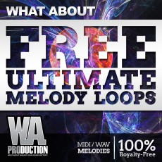 What About: Free Ultimate Melody Loops