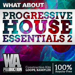 What About: Progressive House Essentials Vol 2