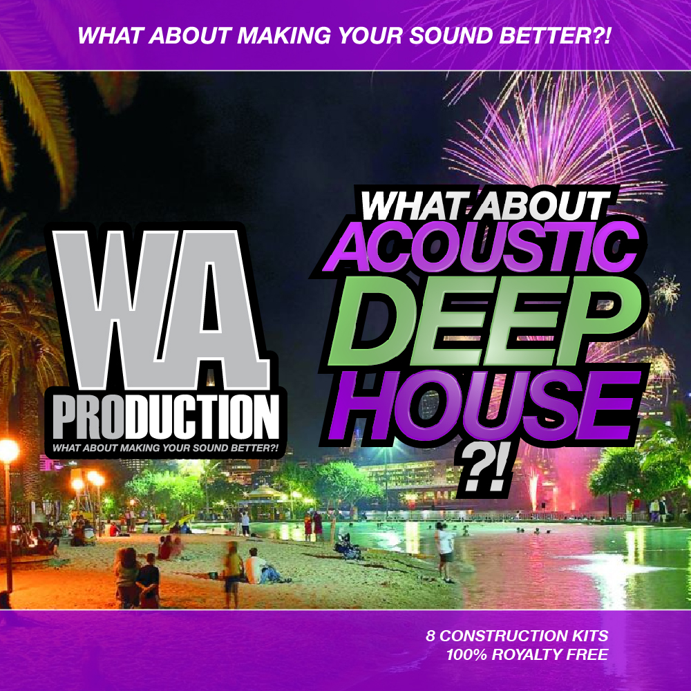 What about acoustic deep house for Deep house covers
