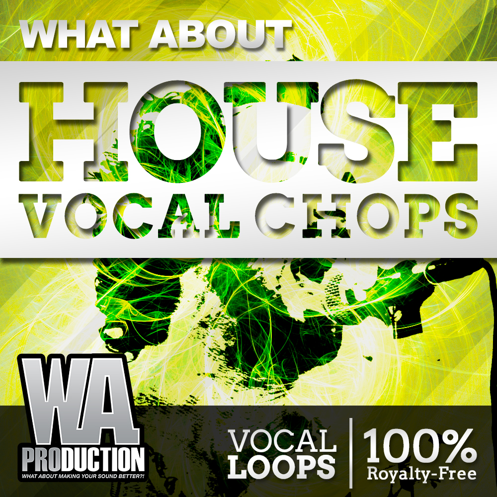 What about house vocal chops for Classic house vocal samples